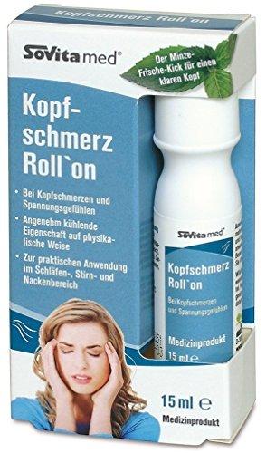 Kopfschmerz Roll-on