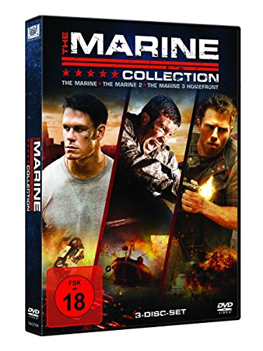 The Marine Movie Collection - Teil 1-3 (3 DVDs)