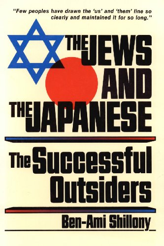 Jews & the Japanese: The Successful Outsiders (English Edition) por Ben-Ami Shillony