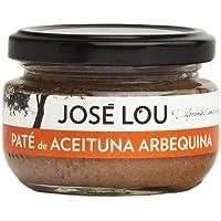 Paté de Aceituna Arbequina (120 g) - José Lou