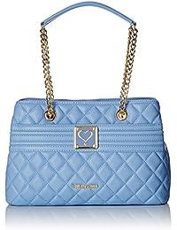 Love Moschino - Moschino, Bolsos totes Mujer, Blau (Avio), 4x21x31 cm (B x H T)