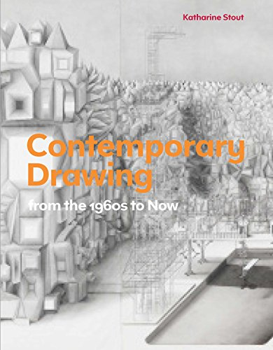 Contemporary Drawings: From the 1960s to Now por Katherine Stout