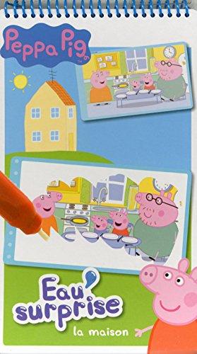 Peppa Pig à la maison - Eau surprise par C. Madeleine