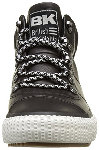 British Knights Reckon, Baskets Hautes Femme Noir (black/black)