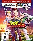 Locandina A Toy Story 4 - Alles hört auf kein Kommando (+ Blu-ray 2D)