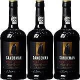 Sandemann Ruby Port, 19,5%, 3er Pack (3 x 0.75 l)
