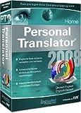 Linguatec Personal Translator 2008 Home Deutsch-Englisch Bild