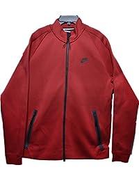 Abrigo nike rojo