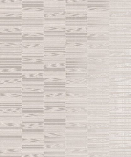 Beige Stitch (Holden Decor Tapete Stitch Streifen beige gold 75845 - Texturiertes Metallic Linear)