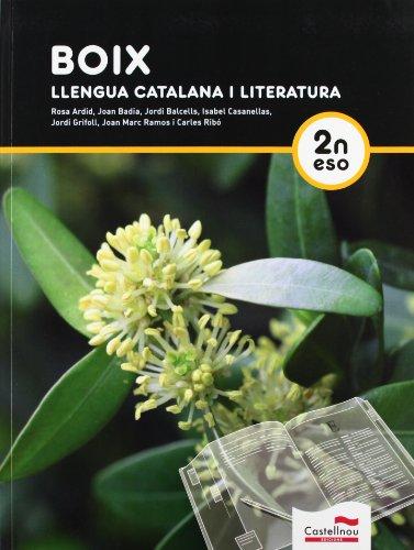 BOIX. Llengua Catalana i Literatura. 2n ESO - 9788498044836 por Joan Badia Pujol