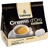 Dallmayr Crema d'oro mild und fein Pads, 5er Pack (5 x 16 Pads)