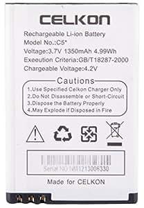 CELKON A64 1400 mAh Li-ion Battery for Celkon Mobiles