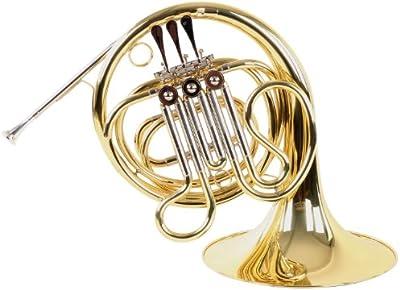 Classic Cantabile 27811 - Trompa (en fa), color dorado