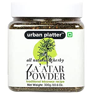 Urban Platter Zaatar Powder, 300g Jar