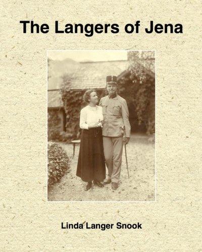 The Langers of Jena: Volume 1