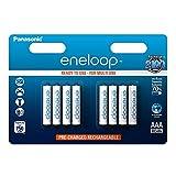 Panasonic eneloop AAA Ready-to-Use Micro NI-MH Akku BK-4MCCE