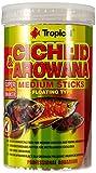 Best Tropical Fish - Tropical Cichlid Arowana 360g (made in EU) Review