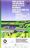 Rund um den See von Bütgenbach  1 : 25 000: Autour du Lac de Butgenbach / Rond om het Meer van Bütgenbach