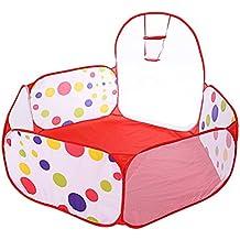 Piscina e tenda con palline colorate for Amazon piscina con palline