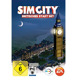 SimCity – Britisches Stadt-Set Add-on [PC/Mac Code – Origin]