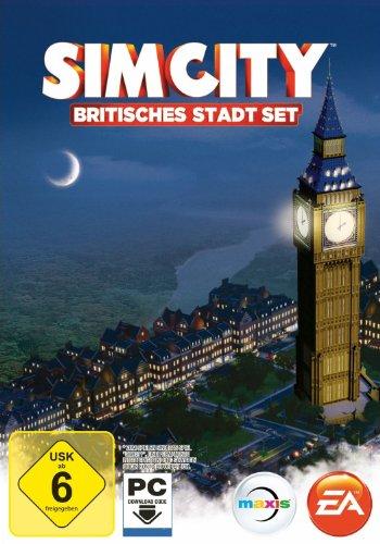 SimCity Britisches StadtSet Addon