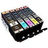 5x Original Setp-UP Tintenpatrone für Canon Pixma IP 7250 MG