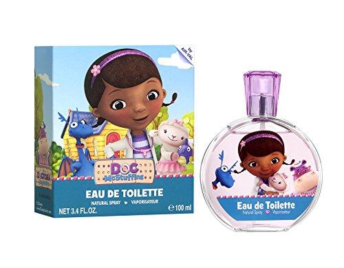Disney Doc Mcstuffins Eau de Toilette, 100 ml -
