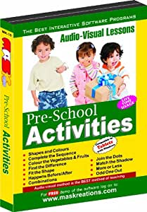 Pre School Activities