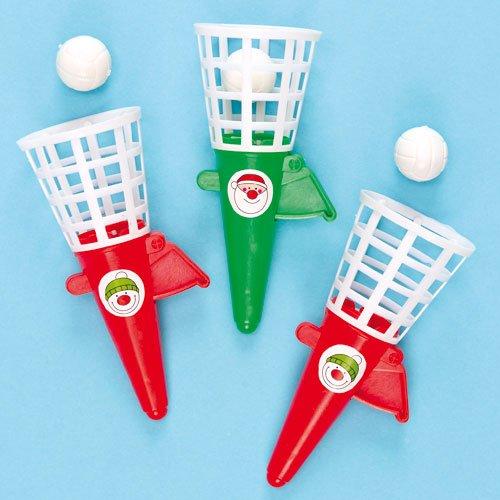 Baker Ross Pop 'n' Catch Games Stocking Filler for Children (Pack of 6)