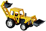 #9: Centy Toys JCB Earth Mover, Yellow