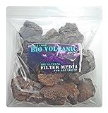 Bio Volcanic 500g-Natur Aquarium Biologische Filter Medien und Decor Lava Rock für Wasser Purifying Fische Tank