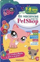 En vacances avec les PetShop du CE1 au CE2 : 7-8 ans
