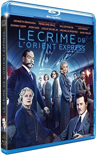 Le Crime de l'Orient Express [Blu-ray + Digital HD]