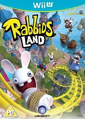 Rabbids Land (Nintendo Wii U) from Ubisoft