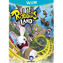 Rabbids Land (Nintendo Wii U) [Importación inglesa]