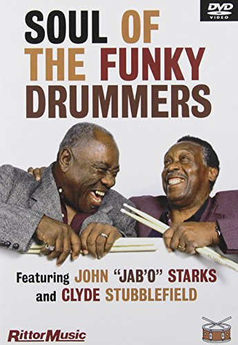 Soul Of The Funky Drummers Dvd [UK Import]
