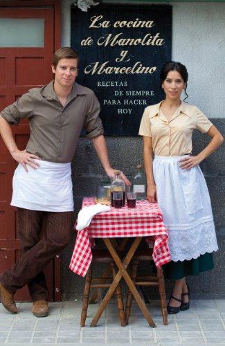 La cocina de Manolita y Marcelino: Recetas de siempre para hacer hoy (OBRAS DIVERSAS)