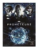 Prometheus [DVD][KSIAZKA] [Region 2] (English audio. English subtitles) by Noomi Rapace