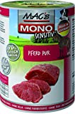 MACs | Mono Sensitive Pferd Pur | 6 x 400 g