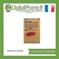 LG BT-EAC6237870 - Batería de 2940 mAh para LG G3, color negro