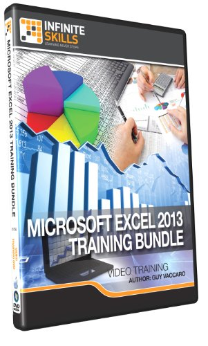 Discounted - Microsoft Excel 2013 Training Bundle - 17+ Hours of Video Test