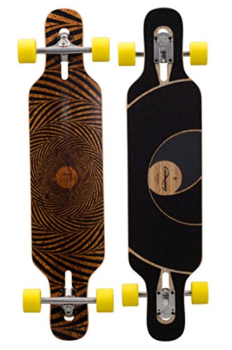 Loaded Skate Board – Longboard Pack tan Tien Abstract – Talla: one size