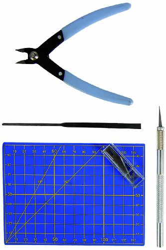 Italeri 510050815 - Werkzeug-Set Plastik-Modellbau