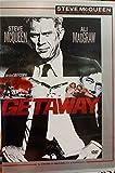 Locandina Steve McQueen Una Vita Spericolata 1: Getaway [Editoriale]