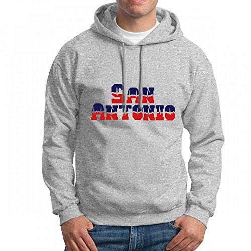 qingdaodeyangguo Customizable Personalized San Antonio Pulse Hoodies Sweatshirt