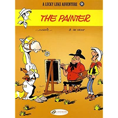 Lucky Luke - tome 51 The Painter (51)