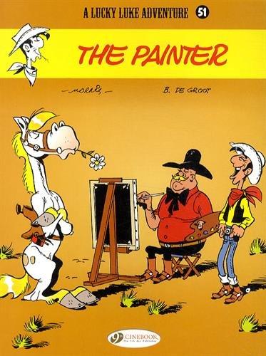 Lucky Luke: The Painter