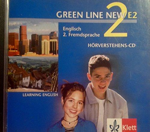 Green Line New E2 Englisch als 2. Fremdsprache Hörverstehens-CD 2. Lernjahr