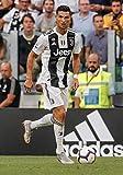 Desconocido Cristiano Ronaldo Juventus 2018 Fútbol Póster 10247 (A3-A4-A5) - A3