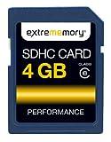 Extrememory SDHC 4GB